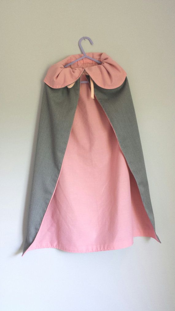 Little princess dress up cape dress up by lilchickenbigchicken