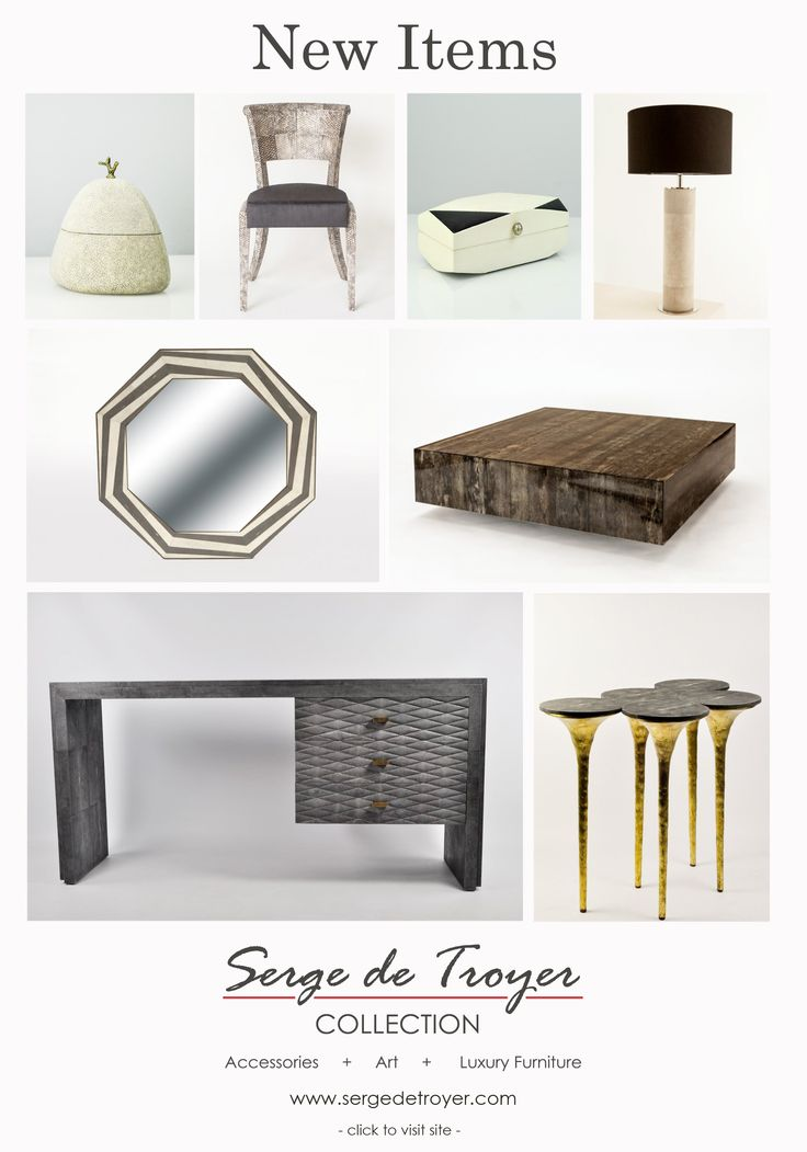 Serge De Troyer Collection   New Items   August 2014