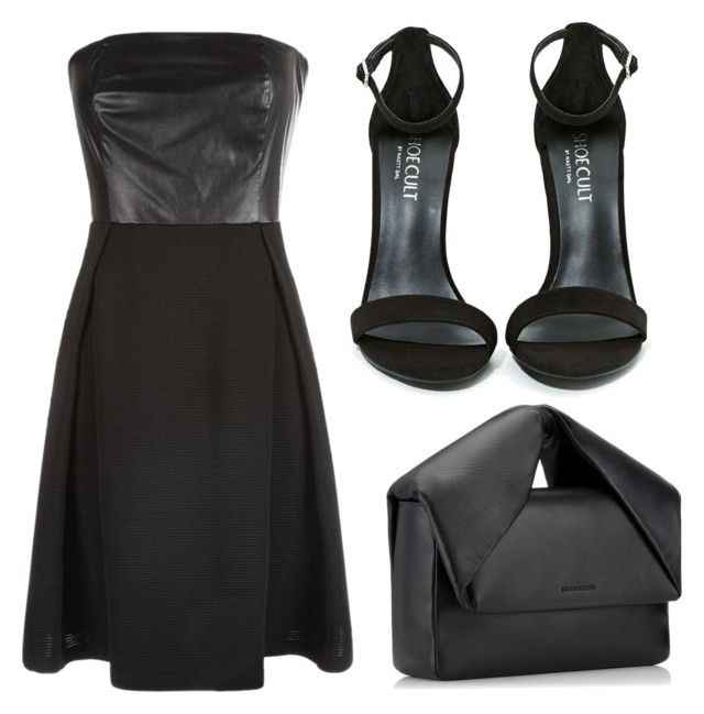 """""""Party Outfit"""" by ashantiannasmith ❤ liked on Polyvore featuring Anita & Green, Shoe Cult and J.W. Anderson"""