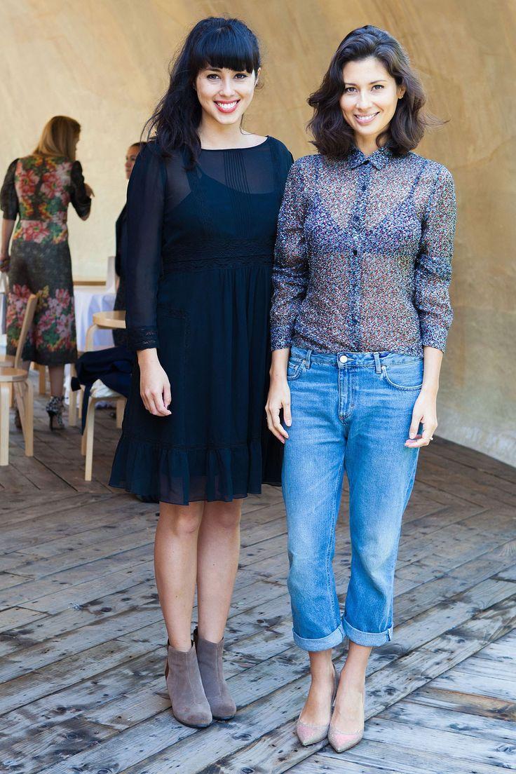 Hemsley + Hemsley sisters, Jasmine and Melissa, reveal their top five superfoods