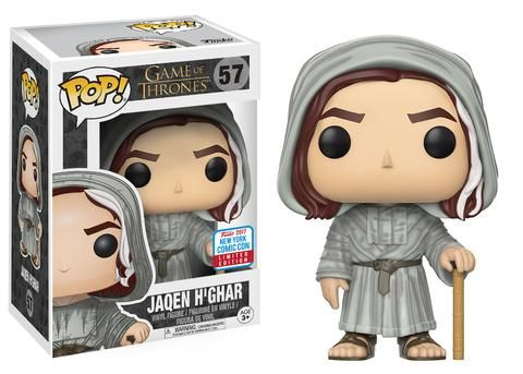 Funko NYCC Exclusive Game Of Thrones Lyanna Mormont - Bleeding Cool News And Rumors