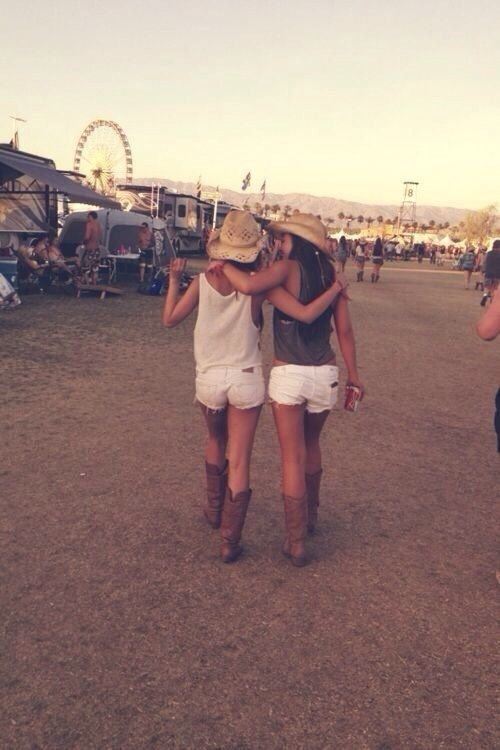Every country girl needs her best friend to have her back. To be there when she needs her the most and be like a sister to her.