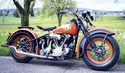 Can someone buy this and just let me ride on the back please! Rare Vintage Harley Davidson Motorcycles - InfoBarrel
