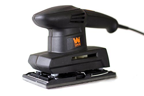 WEN 6313 Electrical 1/Three Sheet Sander Keep in mind if you had clean and clear faces in your woodworking items? The WEN Electrical 1/Three Sheet Sander p