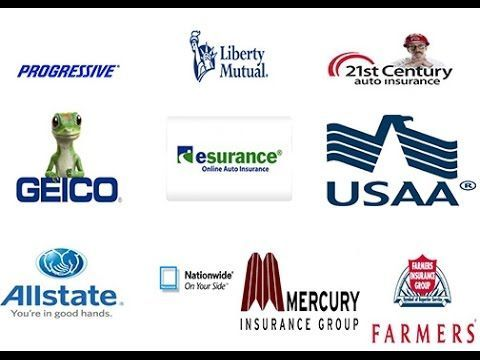 List Of Car Insurance Companies In The United States Watch Video