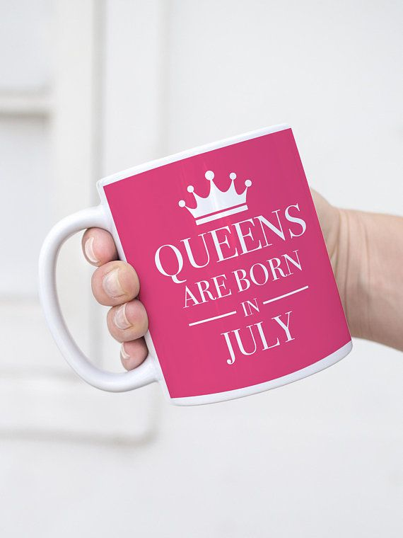 Legends Are Born In July Mug Birthday Mug Gift For Her Funny Gift