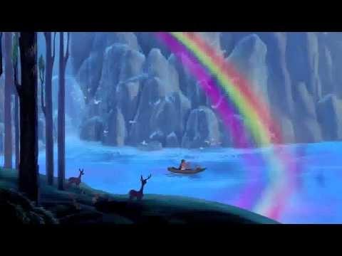 "Pocahontas ""Just Around the Riverbend"" Fandub/Cover -- [LBluvspugs] #Disney #Music"