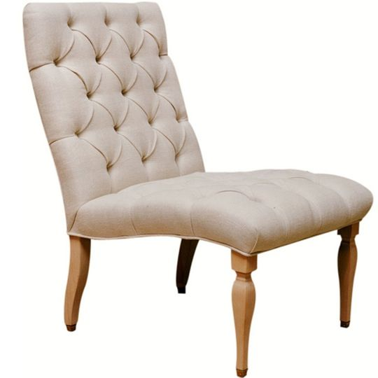 Lulu   Transitional, Upholstery  Fabric, Side Chair by Giannetti Home