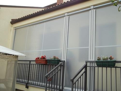 Tenda veranda invernale con tessuto vinitex antingiallimento (7)