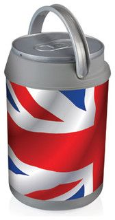 Mini Can Cooler - Union Jack Can - modern - small kitchen appliances - by Shop Chimney