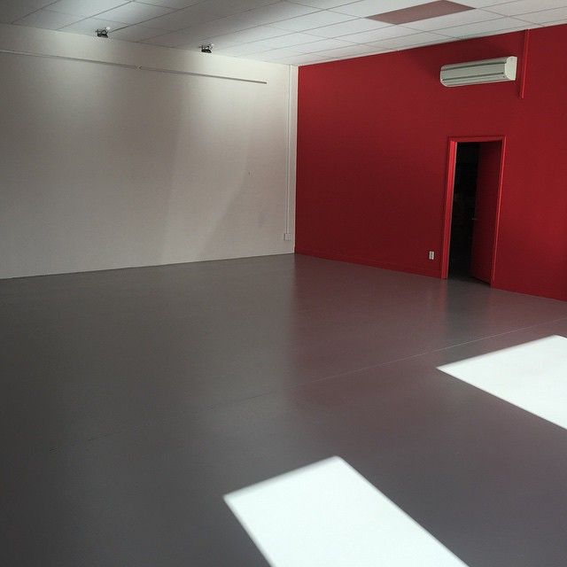 The floors and walls are all painted at our new store (22 Stanley Street, Christchurch). We ready to fit this bad boy out!!!! #TeamLimitlessSupps #createyourselfbecomelimitless #bethechange