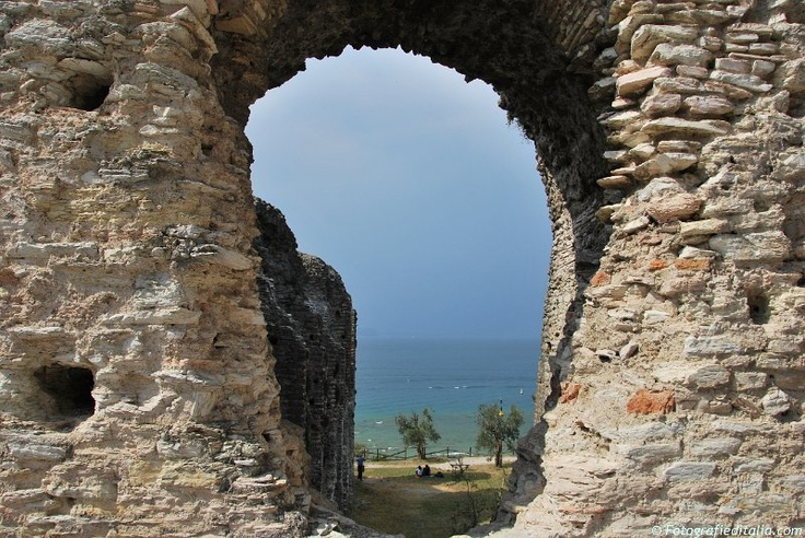 Photos from Italy | Immagini Italia - Landscape from Sirmione (Garda Lake) - Lombardia