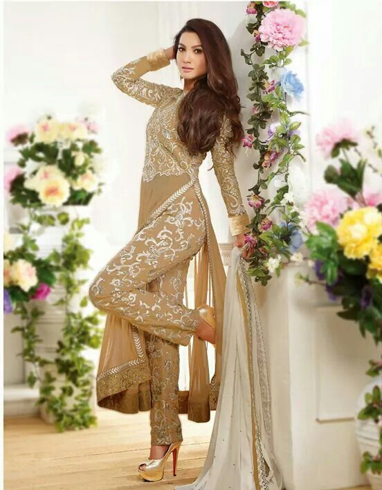 ♡ Lovely Churidar Kameez