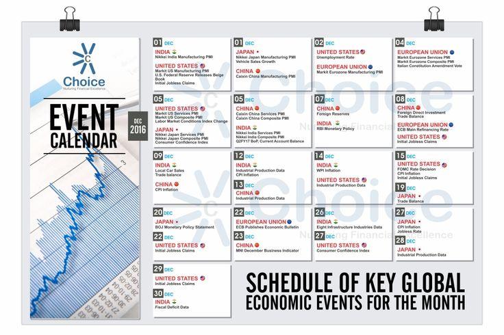 17 best Global Economic Event Calender images on Pinterest - event calendar