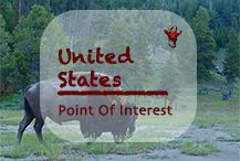 It is not just a cliché - the USA offers it all to the World Nomads from the wilderness and wildlife in the national parks to the vast spaces where most travelers dream of. The United States of America - although just one country, it's as big as Europe and offers indefinite possibilities for nomadic travels.  #usa #unitedstates #northamerica #america #nationalparks