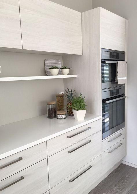Seinäjoen Asuntomessut 2016: Katse keittiöön päin | Oikotie - Kotiin #kitcheninteriordesigncolor