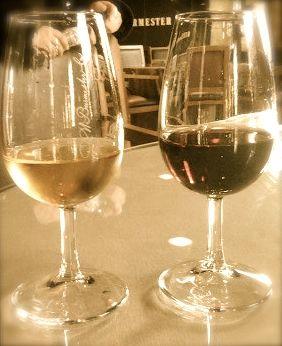 Sandeman's Porto wine