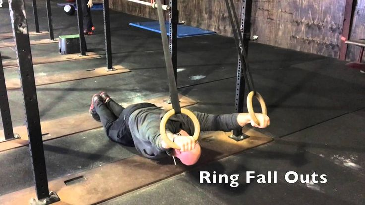 Toes to Bar Strength and Progressions - CrossFit Austin
