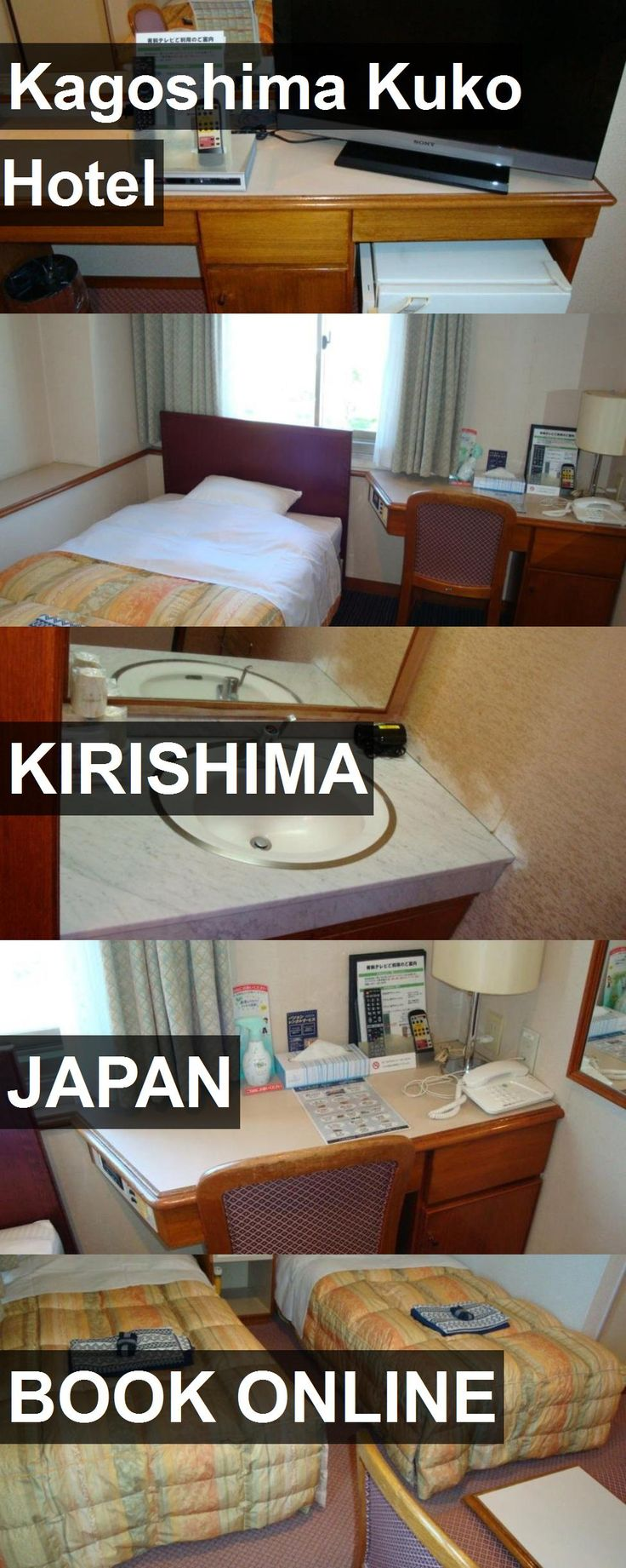 Hotel Kagoshima Kuko Hotel in Kirishima, Japan. For more information, photos, reviews and best prices please follow the link. #Japan #Kirishima #KagoshimaKukoHotel #hotel #travel #vacation
