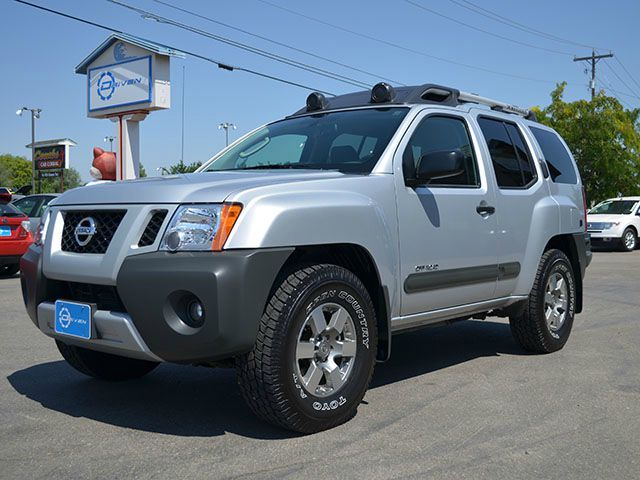 2010 Nissan Xterra 4x4 OffRoad Edition. This Xterra has