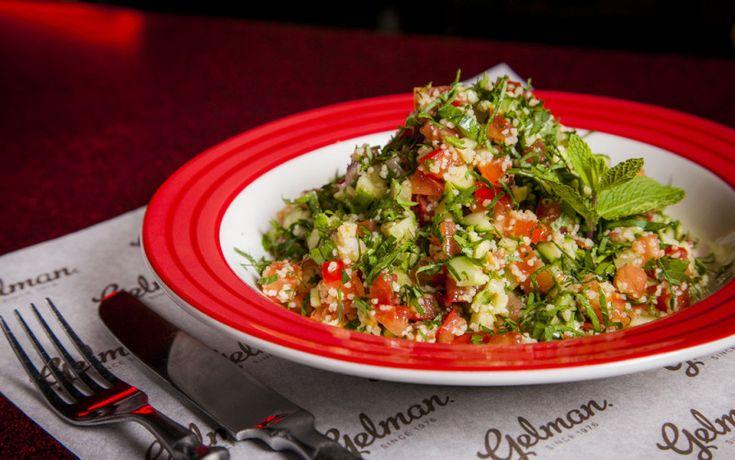 Как приготовить идеальный салат табуле. Изображение номер 2