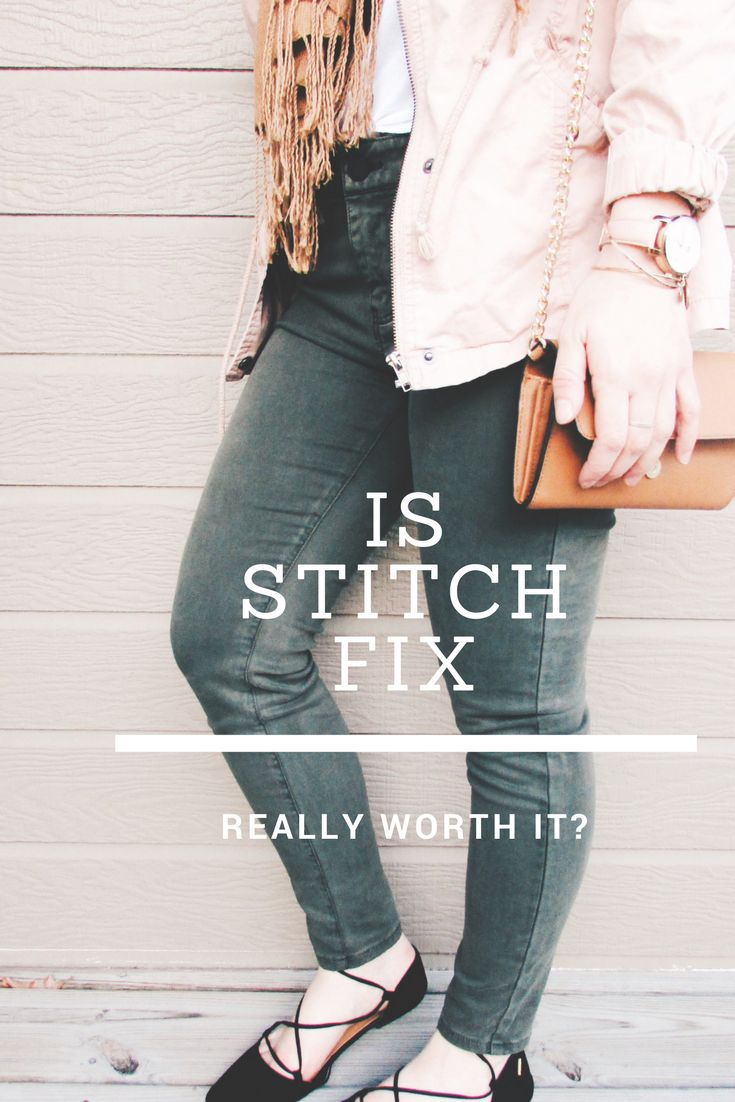 Full review on Stitch Fix