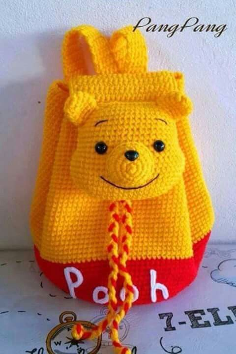 Pooh Bear backpack
