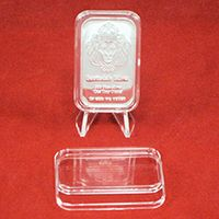 10 Oz Silver Bar Holder Scottsdale Stacker Silver Bars Silver Ebay