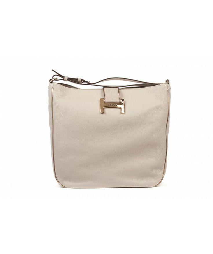 Groppetti Luxury Store Borsa Pelle H Oro - Hogan Spring Summer 2014 #hogan #bags