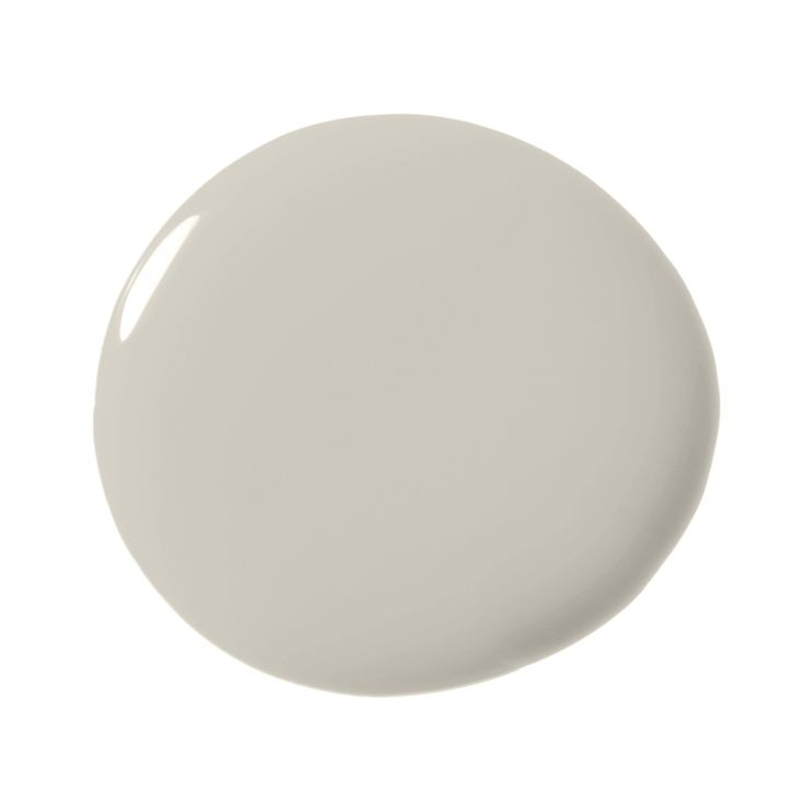 "Benjamin Moore's London Fog 1541 ""This is my favorite paint color for a kitchen, or anywhere for that matter. It's the perfect color: It enhances any room by changing subtly with the lighting and surrounding colors."" - Robin Baron"
