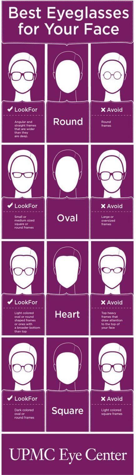 Neue Brille für Ihre Gesichtsform Frauen, um Ideen zu bekommen #get #bri …   …