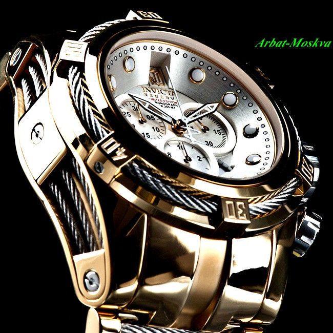 Invicta Men's Jason Taylor Reserve Limited Edition Luxury Watch $4,795.00 #Invicta #LuxurySportStyles