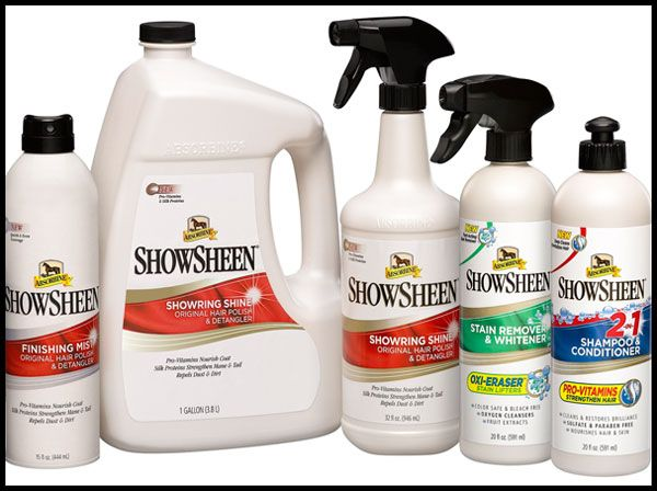 Enter to win a ShowSheen prize pack worth more than $100.