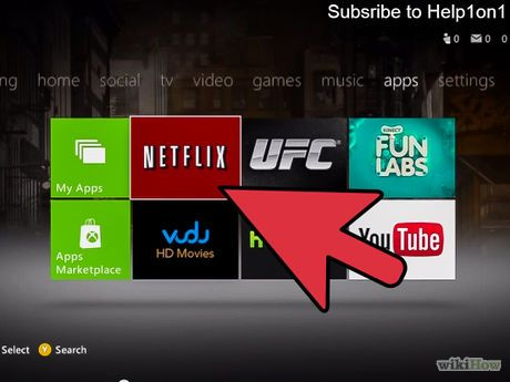 Watch Netflix on TV - set up instructions