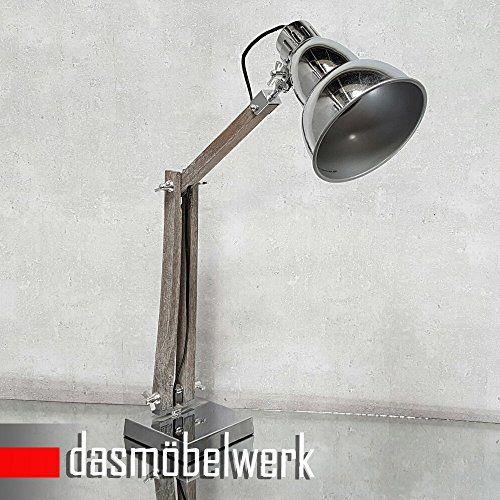 """Exkusive XXL Retro Büro Tischlampe """" Paris """". Ein ganz besonderer Hingucker ist diese exklusive Schreibtischlampe Paris im Retro - Used Look Design."""