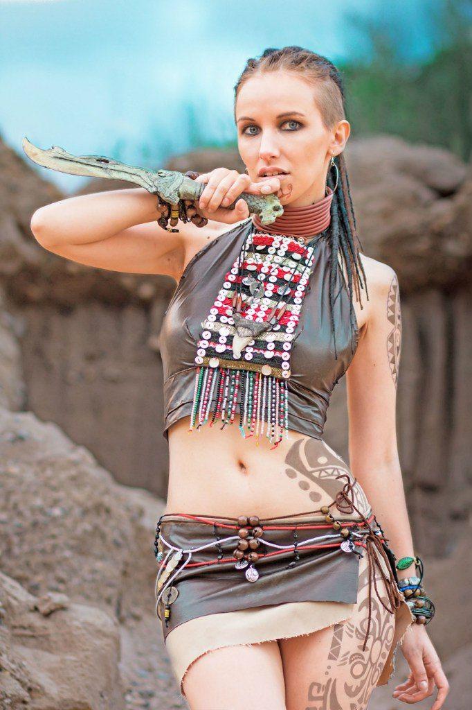 Citra (Far cry 3) by SabiNoir.deviantart.com on