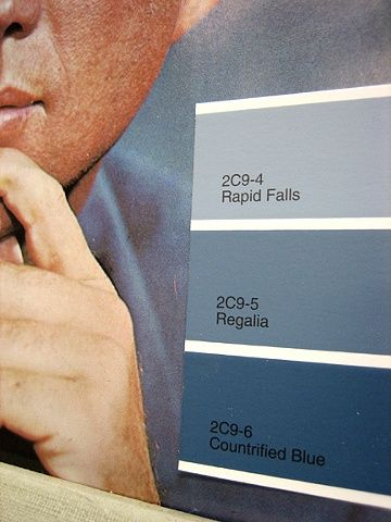 Barbara Holmes: International Color Reference Series-Rapid Falls, detailReference Series Rapid, Series Rapid Fall