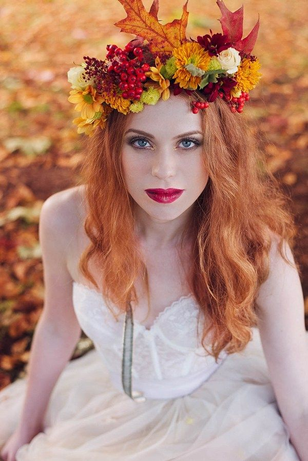 Ask the Experts: Autumn Wedding Flowers Ideas | CHWV