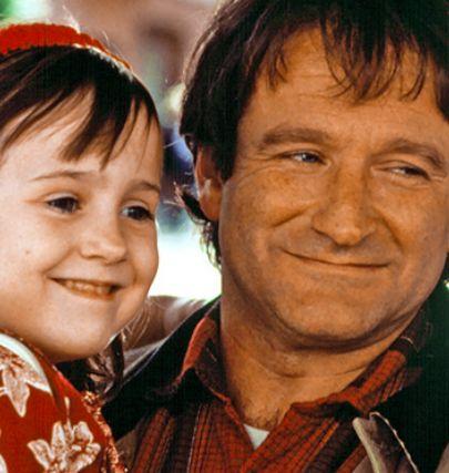Mara Wilson's tribute to Robin Williams is heartbreakingly beautiful