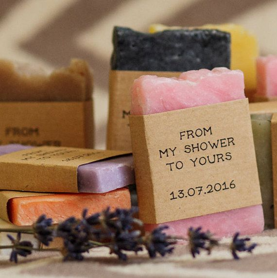 From my shower to yours -  soap favors, guest soaps, baby shower soap favors,guest soap favors,wedding favor soap,bridal shower favors