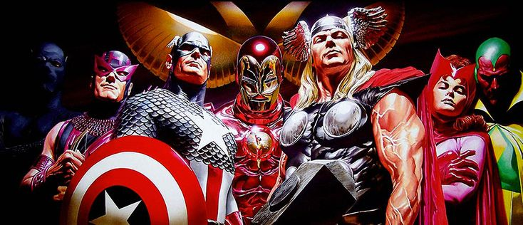 expo alex ross super hero-6