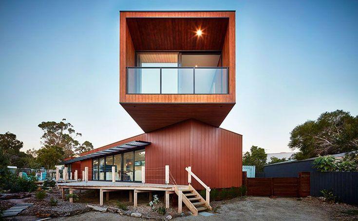 Prefab Modular Home With An Open Plan Design In Victoria, Australia