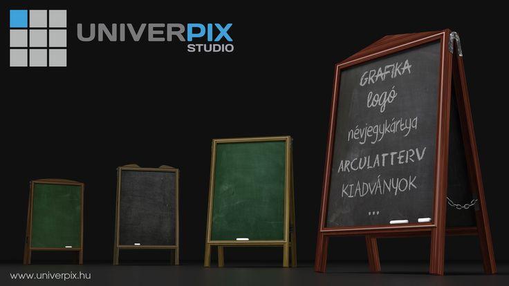 Univerpix Studio - Grafika