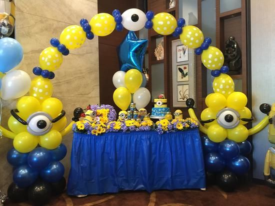 Ideas about minion baby shower on pinterest