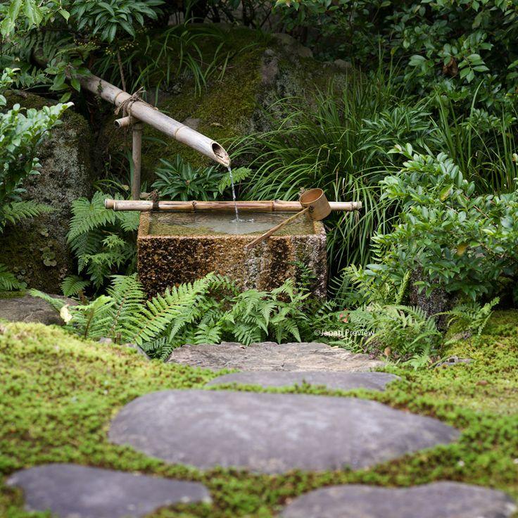 Garden of the Tea House(4), Adachi Museum of Art, Yasugi 茶室庭(4)、足立美術館、安来