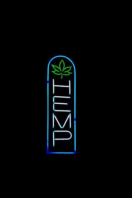 tumblr light sign | lights light weed signs night sign neon store hemp capitol dslr ...