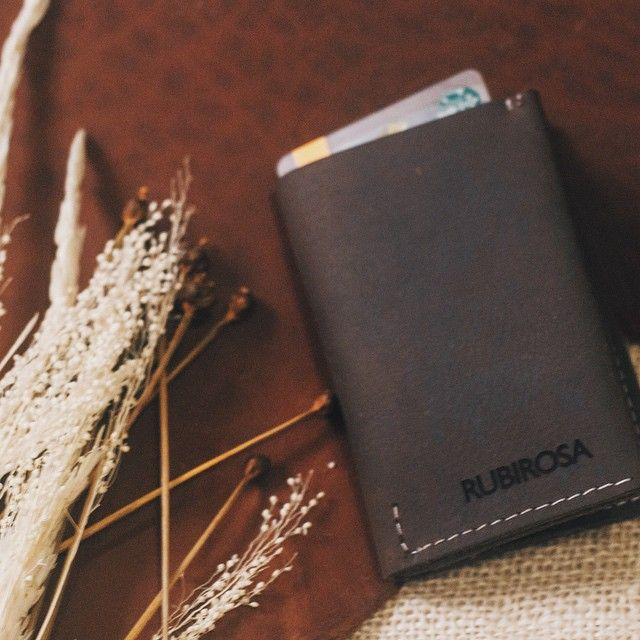 Codename Opal Leather Card Wallet The New Gemstone Collection  With 2 Card Pockets and 2 Small Pockets  Introducing Opal, our very own card wallet, whether it's a holiday trip or a business meeting, you'll never be out of place.