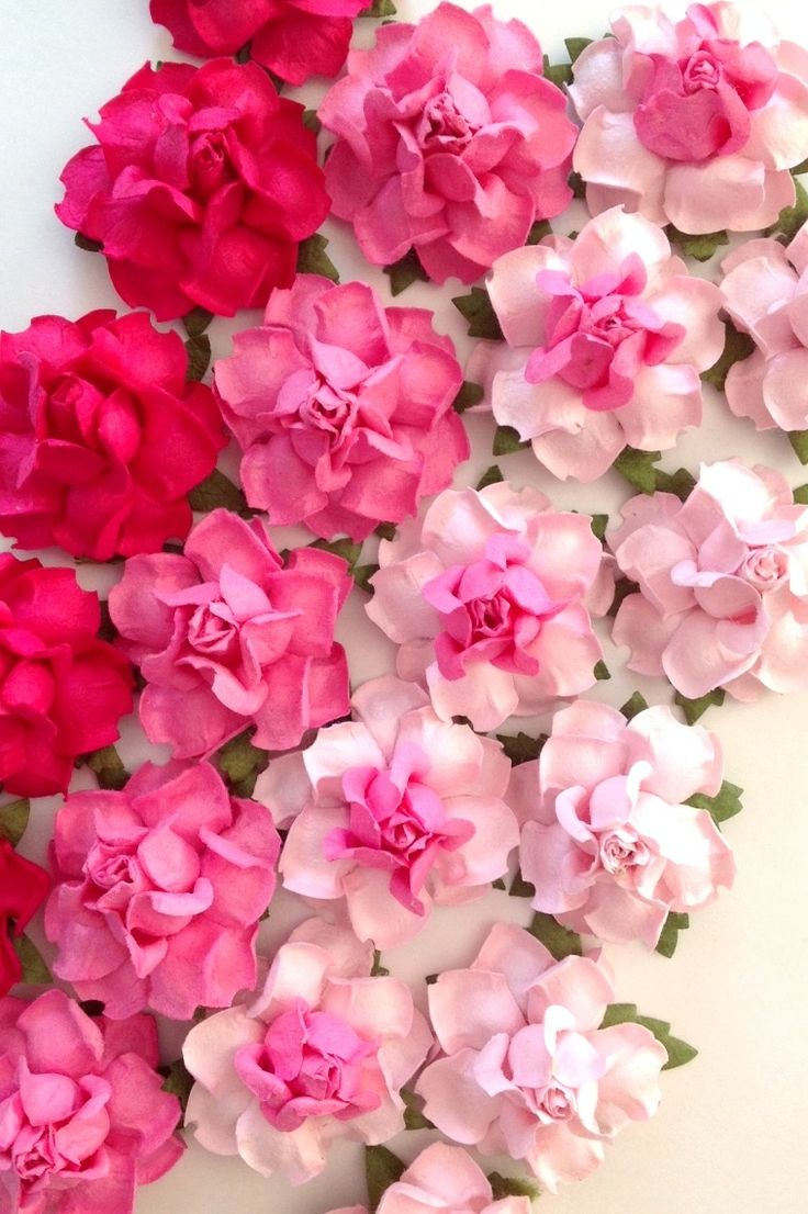 730 Best Making Flowers Images On Pinterest Paper Flowers Fabric