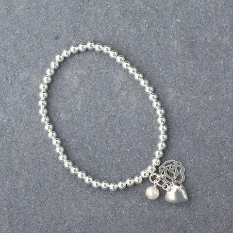 Dreamy Cluster Bracelet