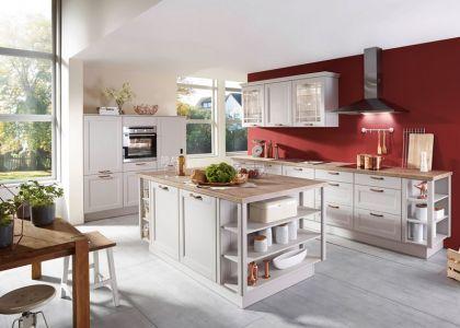 25+ best ideas about Kücheneinrichtung mit kochinsel on Pinterest ... | {Moderne landhausküchen mit kochinsel 20}